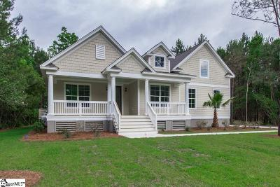 Greenville Single Family Home For Sale: 41 Bell