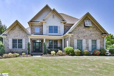Simpsonville Single Family Home For Sale: 49 Appian