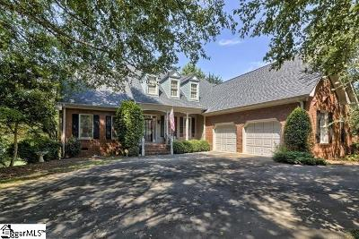 Stonehaven Single Family Home Contingency Contract: 100 Glenbriar