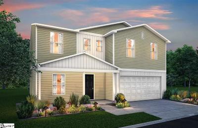 Lyman SC Single Family Home For Sale: $190,990