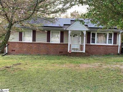 Greenville Single Family Home For Sale: 5 Kay