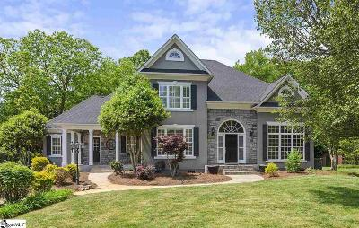 Greenville Single Family Home Contingency Contract: 5 New Forest