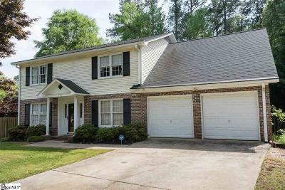 Spartanburg Single Family Home For Sale: 213 Aberdeen