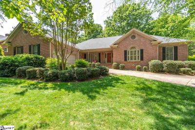 River Oaks Single Family Home For Sale: 209 High Meadow