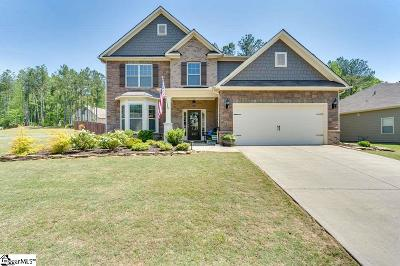 Fountain Inn Single Family Home Contingency Contract: 101 Trailwood