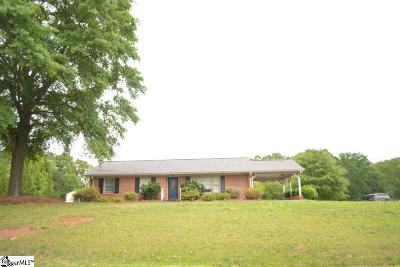 Inman Single Family Home Contingency Contract: 406 Woodland
