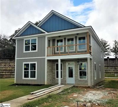 Greenwood Single Family Home For Sale: 307 Indigo