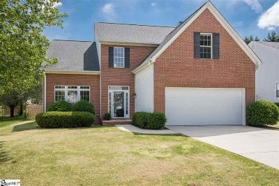 Simpsonville SC Single Family Home For Sale: $258,000