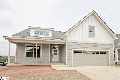 Taylors Single Family Home For Sale: 912 Blue Moon