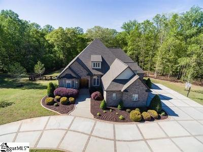 Woodruff Single Family Home For Sale: 155 Tyger Farm