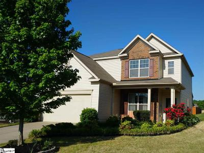 Rose Hill Single Family Home Contingency Contract: 108 Yount