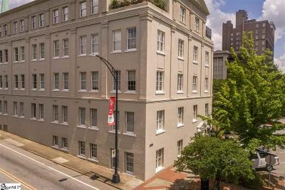 Greenville Condo/Townhouse Contingency Contract: 100 W Court #3E