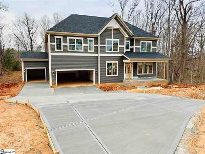 Simpsonville Single Family Home Contingency Contract: 92 Modesto