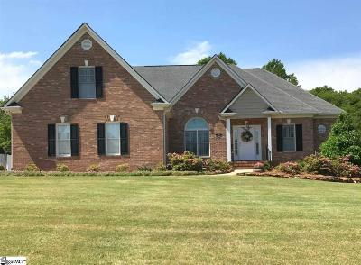 Inman Single Family Home Contingency Contract: 444 Cobblestone
