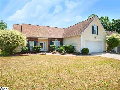 Long Creek Plantation Single Family Home For Sale: 104 Cranebill