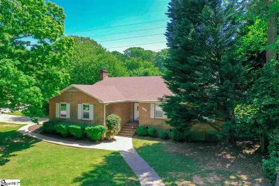 Taylors Single Family Home Contingency Contract: 116 Crowndale