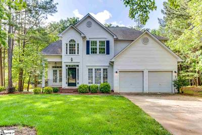 Mauldin Single Family Home Contingency Contract: 320 Marsh Creek