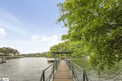 Anderson Single Family Home For Sale: 304 Lakefront