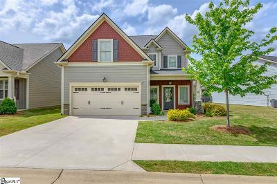 Cottages At Harrison Bridge Single Family Home For Sale: 330 Belle Oaks