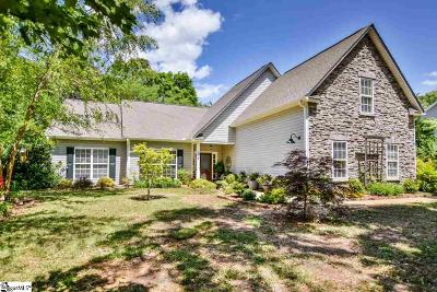 Spartanburg Single Family Home Contingency Contract: 318 Crestview
