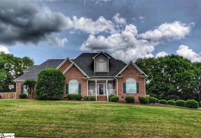 Single Family Home For Sale: 423 Grazing Ridge
