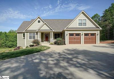 Greer Single Family Home For Sale: 29 Good Taylor