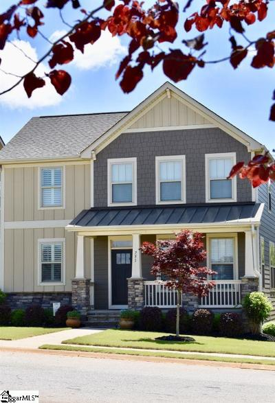 Spartanburg Single Family Home For Sale: 751 Rose Penny