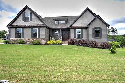 Greer Single Family Home Contingency Contract: 201 Country Mist
