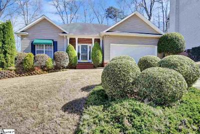 Taylors Single Family Home Contingency Contract: 27 Amberjack
