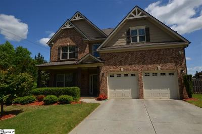 Spartanburg Single Family Home For Sale: 305 Graylin