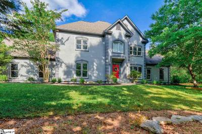 Travelers Rest Single Family Home For Sale: 312 Mountain Summit