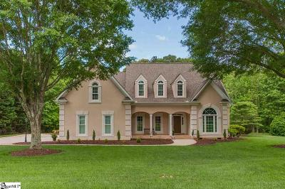 Simpsonville Single Family Home For Sale: 21 Vaughns Mill