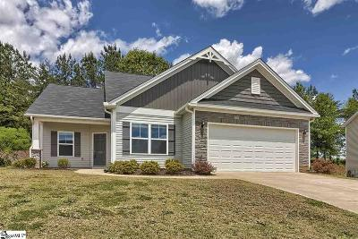 Lyman SC Single Family Home Contingency Contract: $212,900