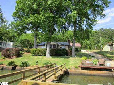 Laurens Single Family Home For Sale: 561 Mystic Hollow