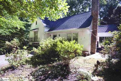 Greer Single Family Home For Sale: 3982 N Highway 14