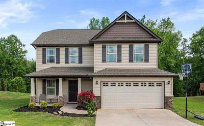 Lyman SC Single Family Home Contingency Contract: $189,000