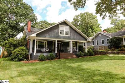 Augusta Road Single Family Home Contingency Contract: 116 Aberdeen