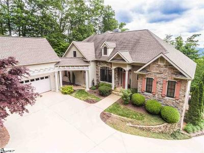 The Cliffs At Glassy, The Cliffs At Keowee, The Cliffs At Keowee Falls, The Cliffs At Keowee Falls North, The Cliffs At Keowee Falls South, The Cliffs At Keowee Springs, The Cliffs At Keowee Vineyards, The Cliffs At Mountain Park, Cliffs Valley Single Family Home For Sale: 19 Mountain Oak