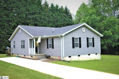 Easley Single Family Home For Sale: 407 Grigsby