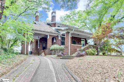 Downtown Single Family Home Contingency Contract: 708 Augusta