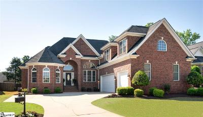 Simpsonville Single Family Home Contingency Contract: 22 Ruby Lake