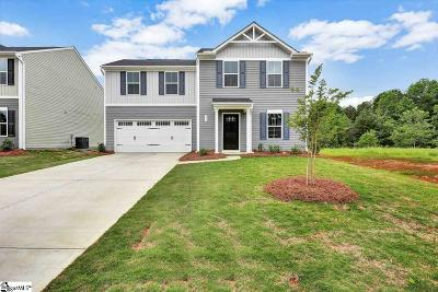 Inman Single Family Home For Sale: 511 Heavenly Days