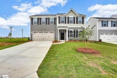 Inman Single Family Home For Sale: 507 Heavenly Days