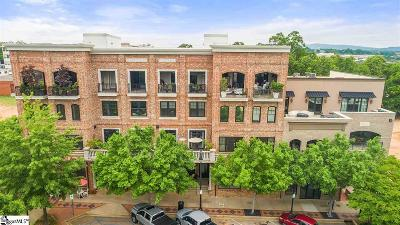 Greenville Condo/Townhouse Contingency Contract: 820 S Main #Unit 201