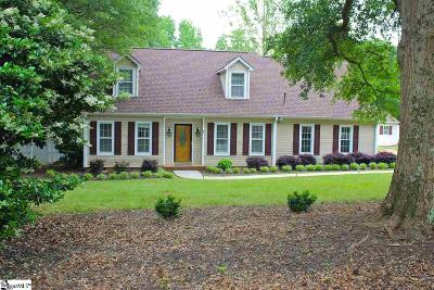 Greer Single Family Home Contingency Contract: 1312 Devenger