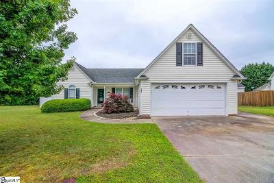 Single Family Home Contingency Contract: 104 Canvasback