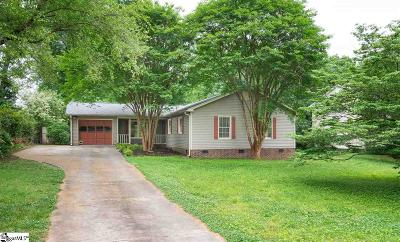 Taylors Single Family Home Contingency Contract: 5 Choctaw