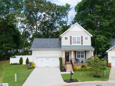 Greenville County Single Family Home Contingency Contract: 109 Ragon