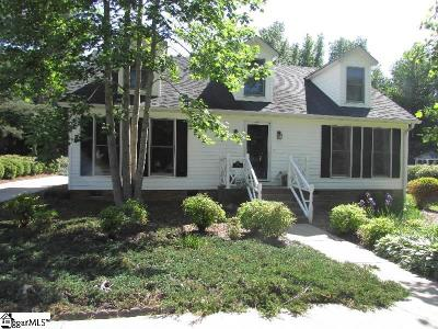 Clinton Single Family Home For Sale: 207 Belmont Stakes
