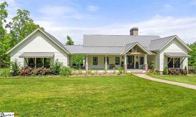 Taylors Single Family Home Contingency Contract: 471 N Barton